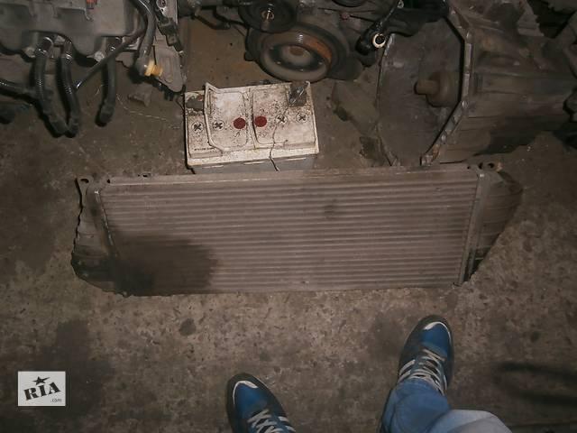 бу Б/у радиатор для микроавтобуса Volkswagen LT в Львове