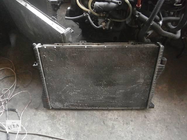 бу Б/у  радіатор для легкового авто BMW Е36 2,0 L в Львове