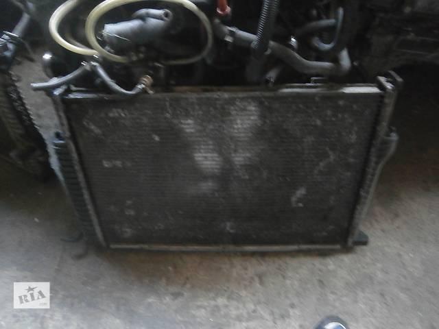 бу Б/у радіатор для седана BMW 525 в Львове
