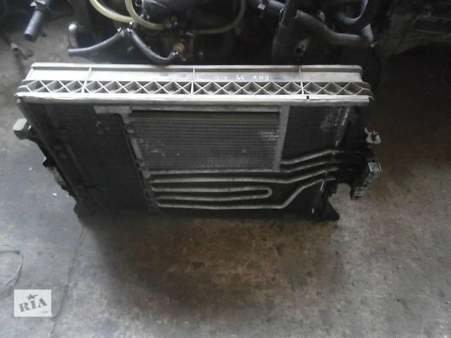 купить бу Б/у радіатор для седана BMW 740 в Львове
