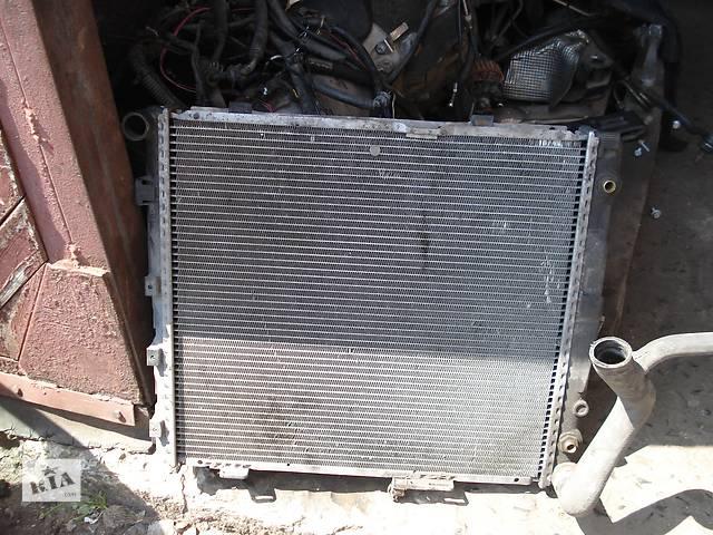 Б/у радіатор для седана Mercedes 124- объявление о продаже  в Львове