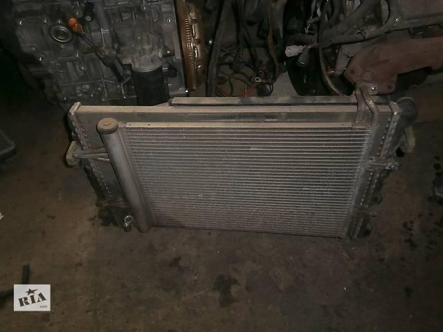 купить бу Б/у радіатор для седана Skoda Fabia в Львове