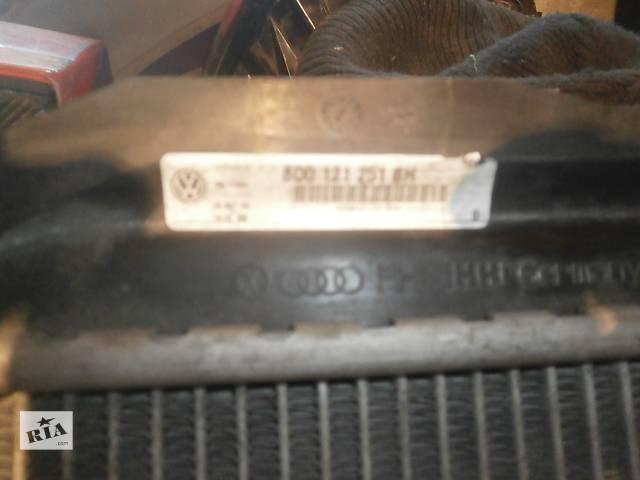 бу Б/у радіатор для седана Volkswagen Golf III в Львове