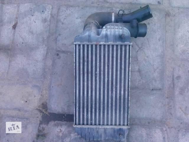 продам Б/у радіатор інтеркулера для легкового авто Fiat Ducato бу в Львове