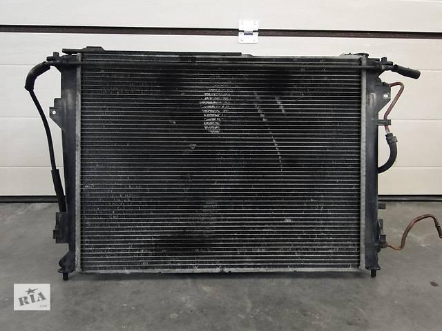 купить бу Б/у радіатор,радіатор кондіціонера,дифузор,вентилятор для легкового авто Hyundai Sonata 2.4 05-09р. в Львове