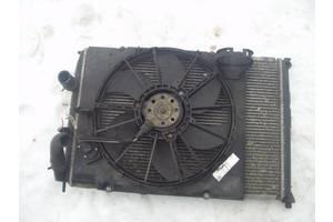 б/у Радиатор печки Renault Laguna