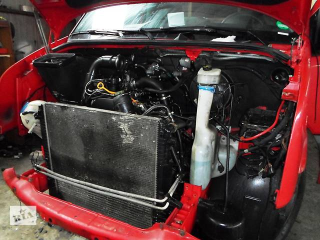 продам Б/у Радіатори радиатор (основний, кондиціонера, води) Volkswagen Crafter Фольксваген Крафтер 2.5 TDI 2006-2012 бу в Рожище
