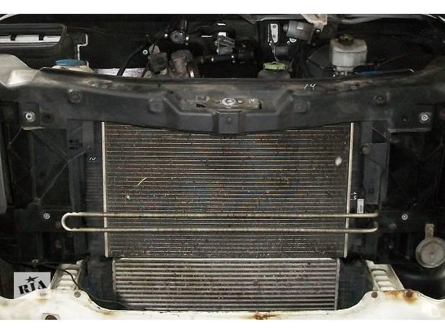 бу Б/у Радіатори Радиатор воды Volkswagen Crafter Фольксваген Крафтер 2.5 TDI 2006-2010 в Луцке