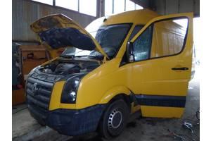 б/у Стекло в кузов Volkswagen Crafter груз.
