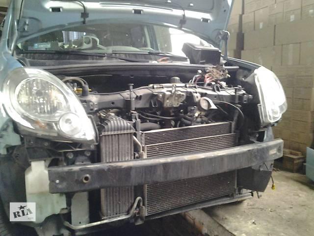 бу Б/у Радіатори Радиатор интеркуллера Renault Кенго, Меган2, Сценик 2009 1,5 DCI в Луцке