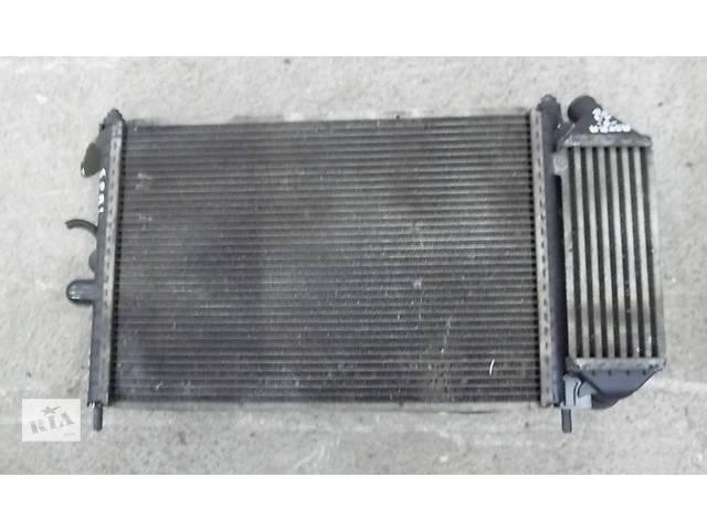 купить бу Б/у радиатор 1.7 isuzu для легкового авто Opel Astra F в Львове