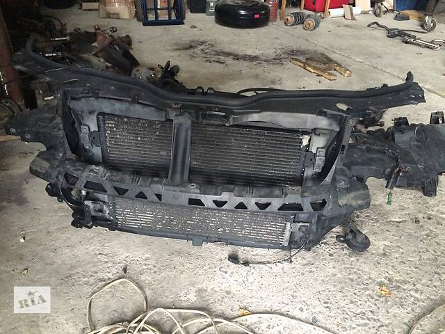 продам Б/у радиатор 3.0 бензин quatro Audi A6 с5 бу в Львове