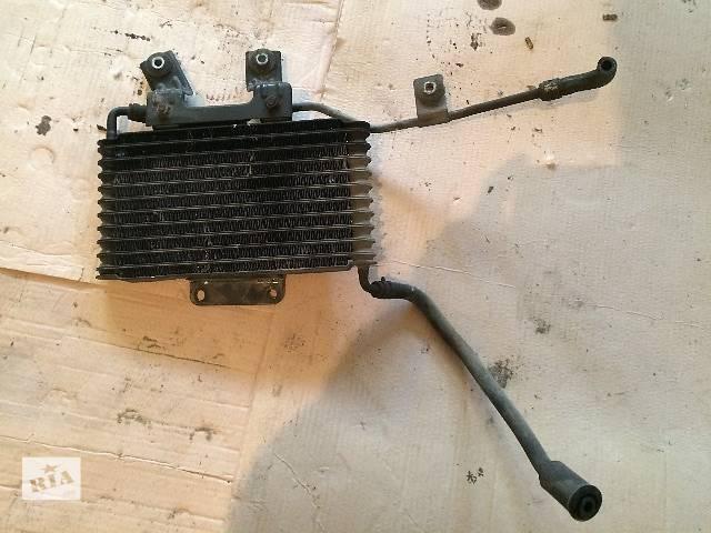 продам Б/у радиатор акпп для Mitsubishi Pajero 3 Wagon бу в Львове