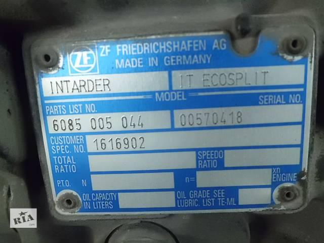 Б/у радиатор акпп ZF-INTARDER- объявление о продаже  в Черновцах