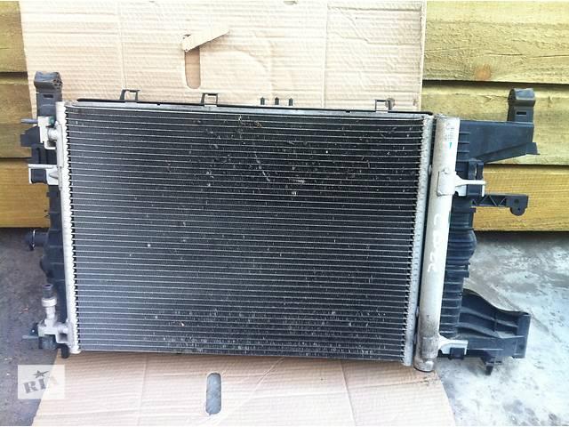Б/у радиатор  Chevrolet Cruze 2009 - 2013р- объявление о продаже  в Ровно