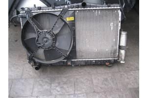б/у Радиатор Chevrolet Lacetti