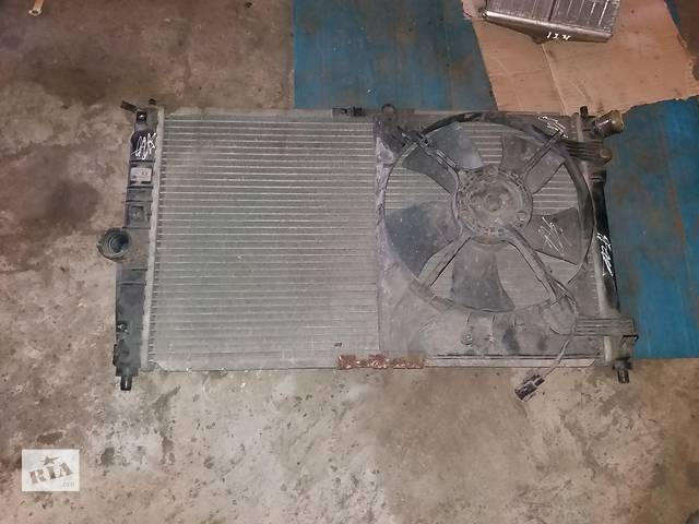 продам Б/у радиатор для Daewoo Nubira бу в Ковеле