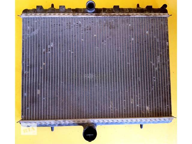 бу Б/у радиатор для Фиат Фіат Скудо Fiat Scudo 2,0/1,6 (3) с 2007г. в Ровно
