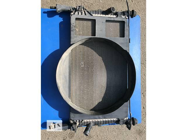 бу Б/у радиатор для грузовика Ford Transit 2.2, 2.4 (6C118005AD) в Луцке