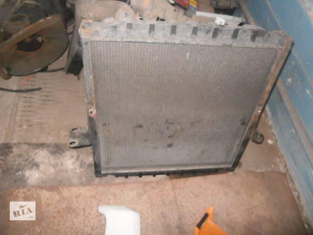 Б/у радиатор для грузовика MAN 8224 2000- объявление о продаже  в Бучаче