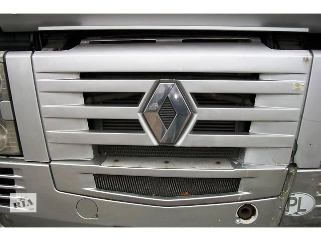 купить бу Б/у радиатор для грузовика Renault Magnum DXI Рено Магнум 440 2005г Evro3 в Рожище