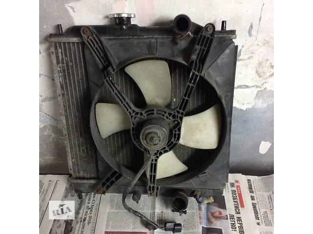 продам Б/у радиатор для хэтчбека Suzuki бу в Владимир-Волынском