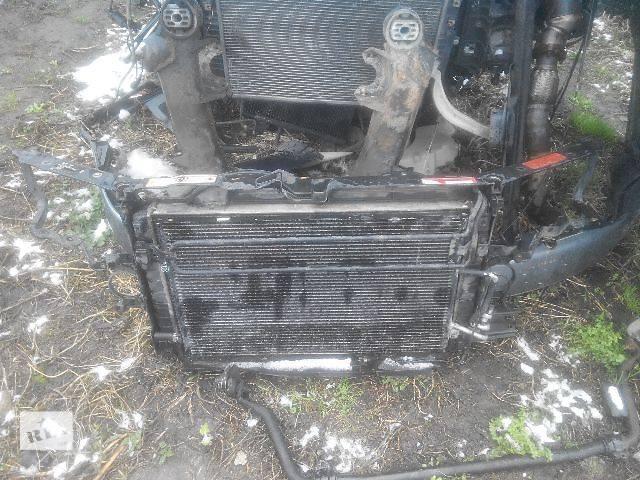 продам Б/у радиатор для легкового авто Audi  1998 бу в Львове