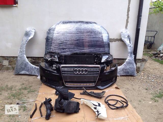 Б/у радиатор для легкового авто Audi A4- объявление о продаже  в Львове