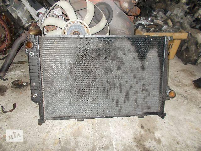 Б/у радиатор для легкового авто BMW 525 2.5 td- объявление о продаже  в Стрые