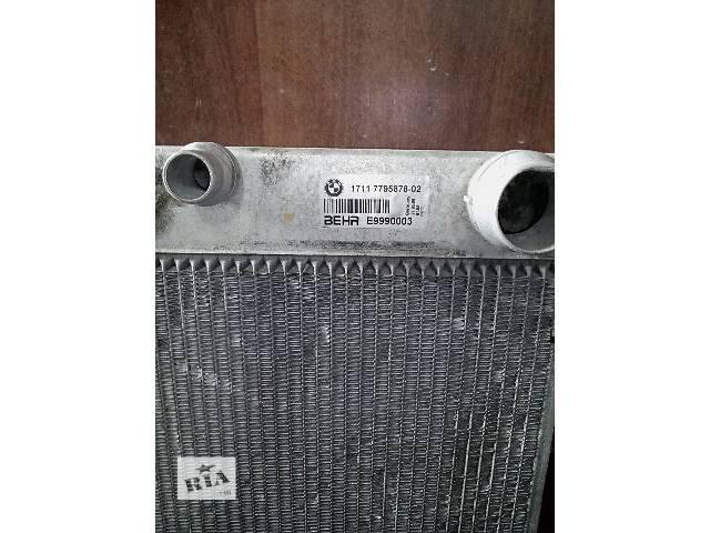 бу Б/у радиатор для легкового авто BMW E-60 E-61 в Ковеле