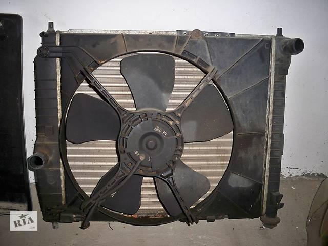 купить бу Б/у радиатор для легкового авто Chevrolet Aveo в Бердянске