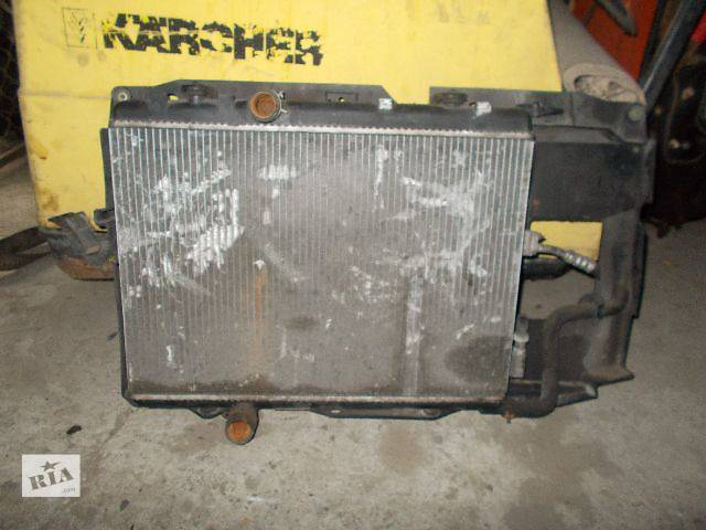 купить бу Б/у радиатор для легкового авто Citroen Berlingo 1.9 d 2002-2008 в Стрые