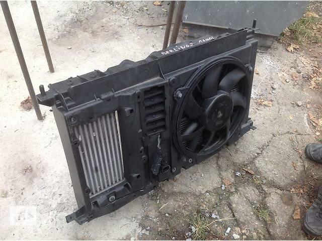 Б/у радиатор для легкового авто Citroen Berlingo- объявление о продаже  в Ровно