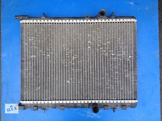бу Б/у радиатор для легкового авто Peugeot 307 1.6 2001-2008 в Луцке