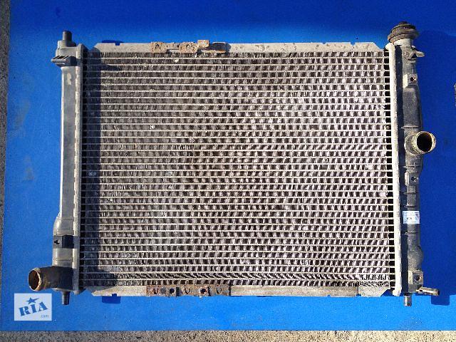 бу Б/у радиатор для легкового авто Daewoo Lanos 1.5 в Луцке