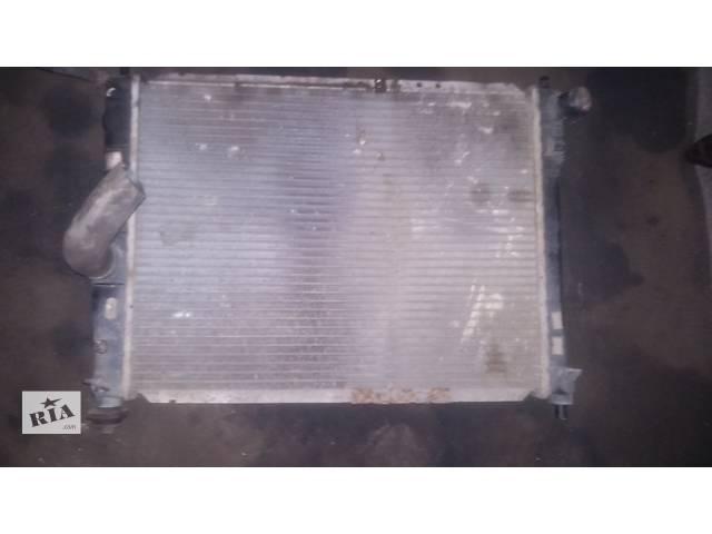 бу Б/у радиатор для легкового авто Daewoo Lanos 1.5 в Ковеле
