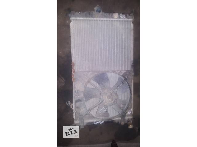 бу Б/у радиатор для легкового авто Daewoo Lanos,Leganze.Nubira в Ковеле