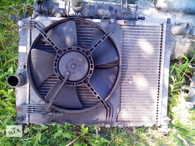 продам Б/у радиатор для легкового авто Daewoo Lanos бу в Самборе