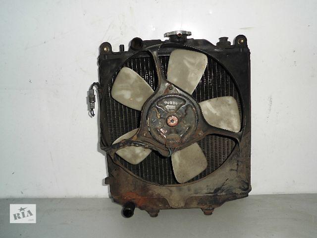 купить бу Б/у радиатор для легкового авто Daewoo Tico (350*320) по сотым. в Буче (Киевской обл.)