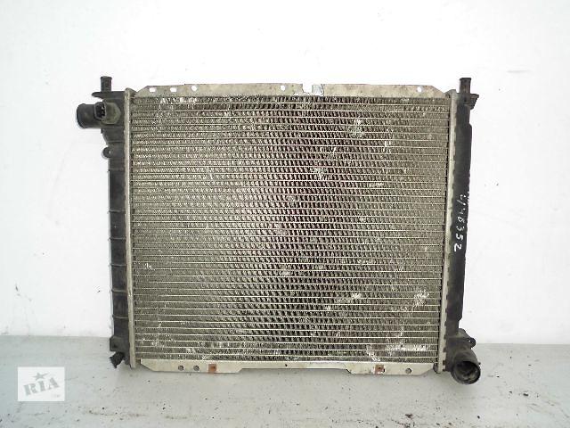 продам Б/у радиатор для легкового авто Fiat Croma 1.6-2.0 1986-1996 (450*425) по сотым. бу в Буче