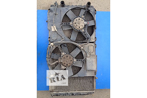 Б/у радиатор для легкового авто Fiat Ducato 2.8