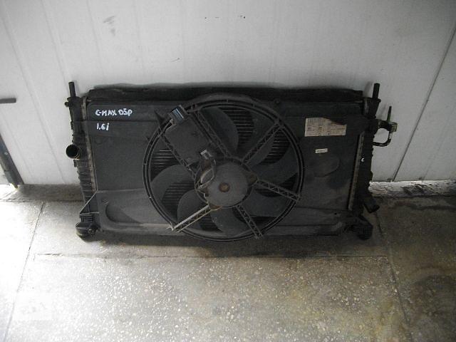 Б/у радиатор для легкового авто Ford C-Max 2005- объявление о продаже  в Львове