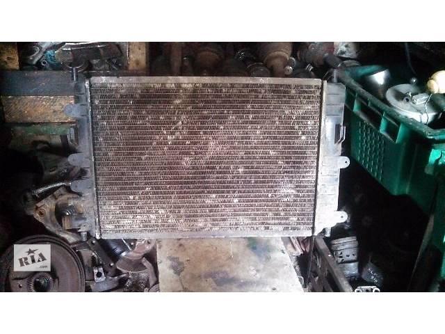 продам Б/у радиатор для легкового авто Ford Escort 1991 форд эскорт ескорт дизель бу в Ровно