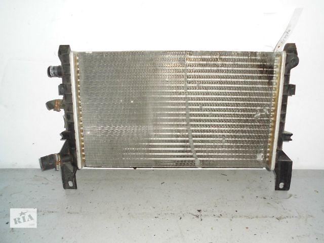 бу Б/у радиатор для легкового авто Ford Fiesta 1.1 1989-1995 (485*300) по сотым. в Буче (Киевской обл.)