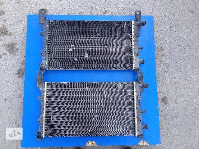 Б/у радиатор для легкового авто Ford Fiesta 1.1 бензин- объявление о продаже  в Луцке