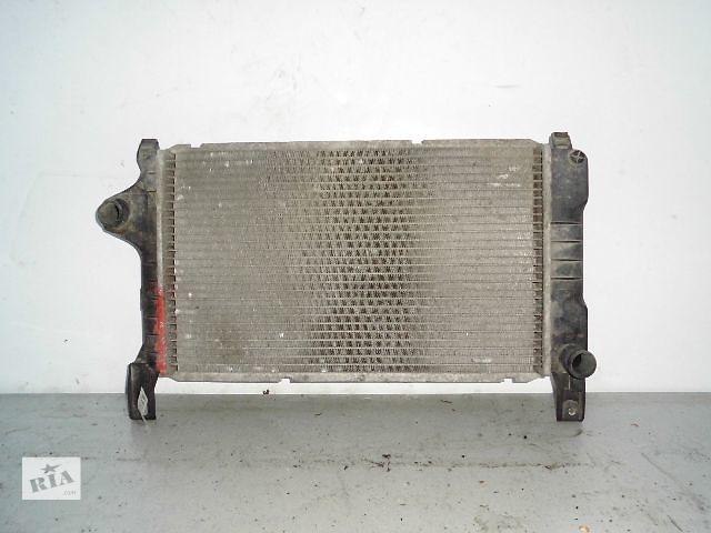 купить бу Б/у радиатор для легкового авто Ford Fiesta 1.8D 1989-1995 (490*320) по сотым. в Буче