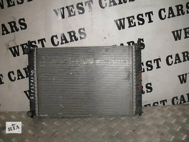 продам Б/у радиатор для легкового авто Ford Fiesta 2006 бу в Луцке