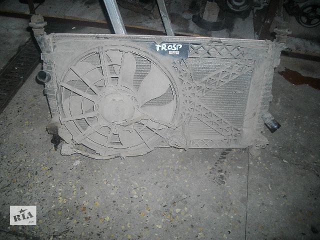 Б/у радиатор для легкового авто Ford Transit 2005- объявление о продаже  в Львове