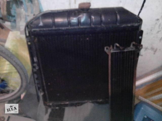 продам Б/у радіатор для грузовий \ легковий авто ГАЗ 21/52 бу в Львове