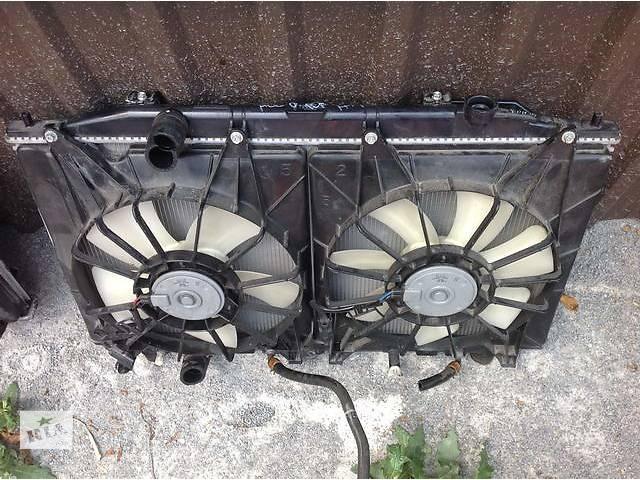 купить бу Б/у радиатор для легкового авто Honda Accord в Ровно